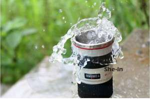 Canon Lens Cup Novelty Gift Mug 70 200mm Coffee cup