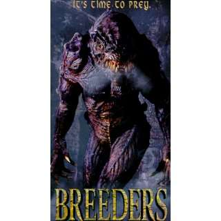 Breeders [VHS] Todd Jensen, Samantha Womack, Oliver