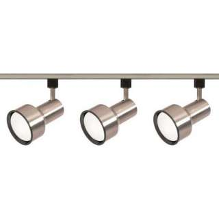 Wistaria Lighting Lighting Three Light Step Cylinder Track Light Kit