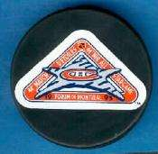 MONTREAL CANADIENS 1993 All Star NHL Hockey Puck