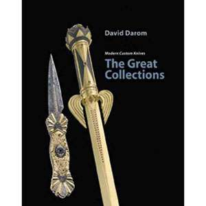 : Modern Custom Knives, Darom, David: Home, Hobbies & Garden