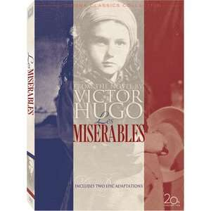 Miserables (1935 & 1952 Two Disc Set) (Full Frame) Movies