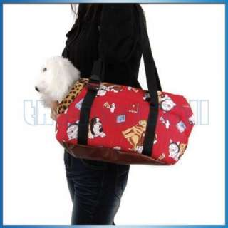 Pet Dog Cat Travel Carrier Tote Purse Shoulder Bag New
