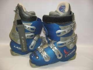 Womens Lange World Cup Team Downhill Ski Boots Size 5 ~ 283mm Girls