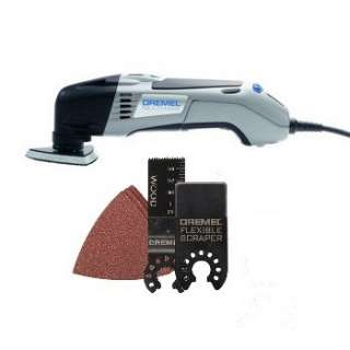 Dremel 120V Multi Max Oscillating Kit 6300 02L 080596029395