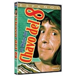 Lo Mejor del Chavo del 8, Vol. 6 ~ Roberto Gomez Bolanos ( DVD