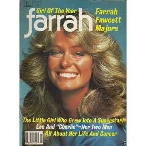 Fawcett Girl of the Year Magazine: Dell Publication:  Books