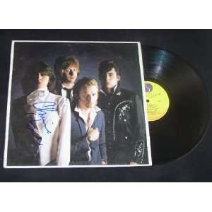 Chrissie Hynde The Pretenders Authentic Signed Autographed Record