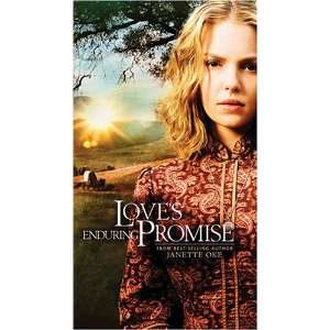 Enduring Promise [VHS]: January Jones, Logan Bartholomew, Dale Midkiff