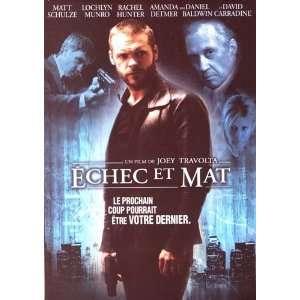 Echec Et Mat DVD Charles DeFazio, Daniel Baldwin, David
