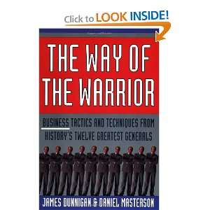 Warrior (9780312195359): James F. Dunnigan, Daniel Masterson: Books