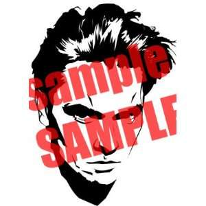 RIVER PHOENIX STAND BY ME FAMOUS PEOPLE WHITE VINYL DECAL STICKER