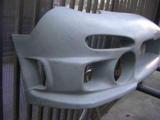 1993 1997 MAZDA RX 7 FRONT BUMPER FIBERGLASS