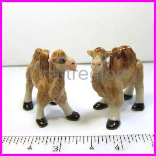 miniature ceramic camels made of ceramic with high quality 100 % brand