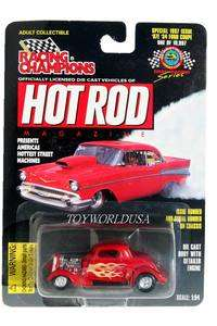 Champions~HOT ROD MAGAZINE~ `34 Ford Coupe Special 1997 Issue `97C