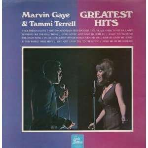 LP (VINYL) UK TAMLA MOTOWN 1970: MARVIN GAYE AND TAMMI TERRELL: Music