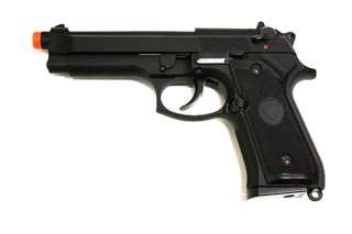 350FPS Airsoft Gun KJW M9 Semi Auto Gas Blowback Pistol