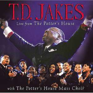 Live From The Potters House, Bishop T.D. Jakes Music for DELETION