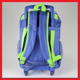 16 DIEGO Rolling Backpack Roller/Dora the Explorer