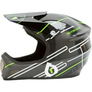 HELMET 2011 LIME S M L XL GREEN FULL FACE BIKE 844502075087