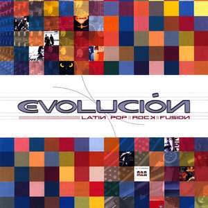Evolucion Latin Pop Rock Fusion, Various Artists   Latin Rock Latin