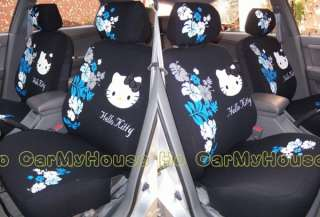 We have other  Hello Kitty Car Seat Cover Full Set design , if you