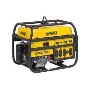 Watt Professional Portable Generator w/ Honda GX Engine   DXGN7200