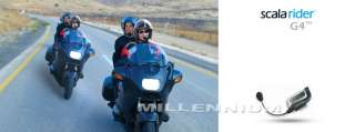 Bluetooth VOX GPS A2DP Motorcycle Motor Bike Intercom Handsfree