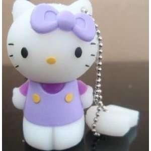 8GB USB 2.0 Cute Cat Shape KT Cat Hello Kitty USB Flash Memory Drive