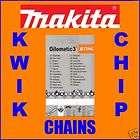 16 40cm Makita Genuine Stihl Chainsaw Chain 3/8 PMM 1