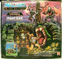 HE MAN Masters Universe FRIGHT ZONE Playset 1985 SEALED