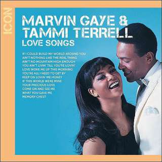 : Love Songs   Marvin Gaye & Tammi Terrell, Marvin Gaye: R&B / Soul