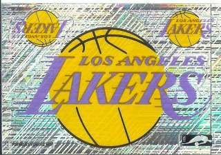 Los Angeles Lakers NBA Basketball Sticker / Decal Rare