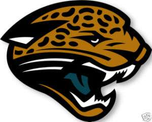 JACKSONVILLE JAGUARS NFL Logo wall,window,sticker,decal