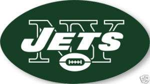 NEW YORK JETS   NFL Logo wall,window,sticker,decal
