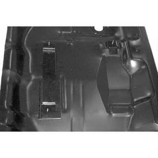 Goodmark Seat Brackets Steel EDP Coated Bucket Seat GM A Body Set of 4