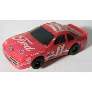 Bill Elliot T Bird Nascar Turbo Slot Car (Slot Cars) Toys & Games