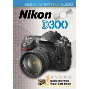 Nikon D300 Magic Lantern DVD Guides   TUTORIAL DVD Lark