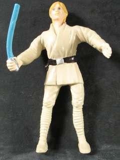 1992 Justoys Star Wars Bend ems Luke Skywalker Action Figure