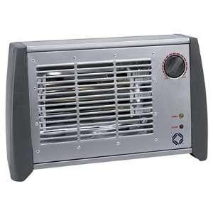 Radiant Heater, Fan Forced, 1500 Watts, Metal Cabinet