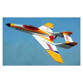 ARF Radio Remote Controlled Nitro Gas Pusher RC Jet: Toys & Games