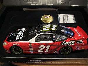 21 Ricky Rudd Coca Cola C2 Ford Taurus NASCAR Die Cast by Team Caliber