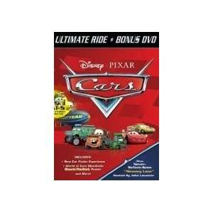 Disney Pixar Cars Ultimate Ride DVD: Movies & TV